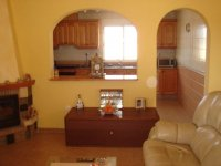 Private Villa with pool and central heating (7)